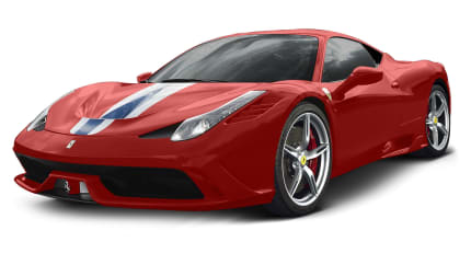 2015 Ferrari 458 Speciale - 2dr Coupe (Base)