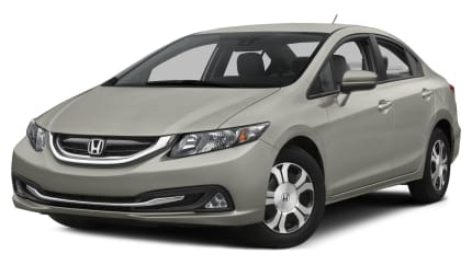 2015 Honda Civic Hybrid - 4dr Sedan (Base)