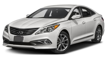 2017 Hyundai Azera - 4dr Sedan (Limited)