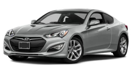 2016 Hyundai Genesis Coupe - 2dr Rear-wheel Drive (3.8 Ultimate w/Black Seats)