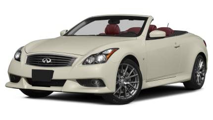 2015 INFINITI Q60 IPL - 2dr Rear-wheel Drive Convertible (Base)