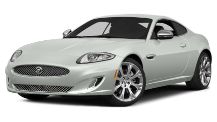 2015 Jaguar XK - 2dr Coupe (Base)