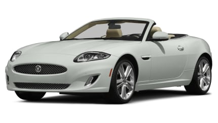 2015 Jaguar XK - 2dr Convertible (Base)