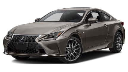 2017 Lexus RC 350 - 2dr All-wheel Drive Coupe (Base)