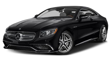 2016 Mercedes-Benz AMG S - AMG S 65 2dr Coupe (Base)