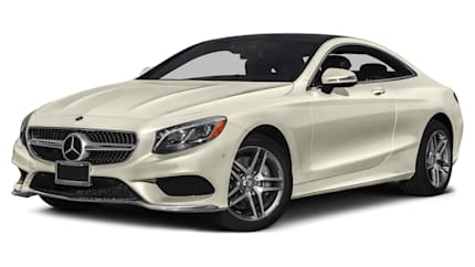 2017 Mercedes-Benz S-Class - S550 2dr All-wheel Drive 4MATIC Coupe (Base)