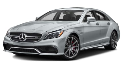 2016 Mercedes-Benz AMG CLS - AMG CLS 63 4dr All-wheel Drive 4MATIC Sedan (S-Model)