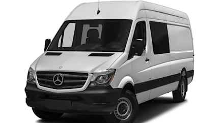 2016 Mercedes-Benz Sprinter - Sprinter 2500 Crew Van 144 in. WB Rear-wheel Drive (Normal Roof)