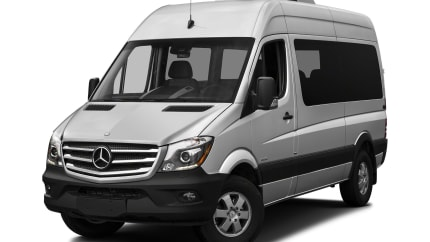 2016 Mercedes-Benz Sprinter - Sprinter 2500 Passenger Van 144 in. WB Rear-wheel Drive (Normal Roof)