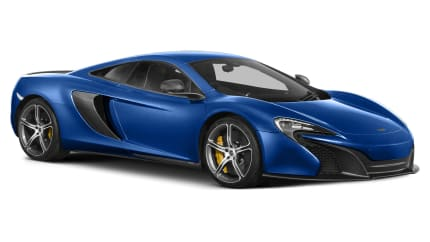 2015 McLaren 650S - 2dr Coupe (Base)
