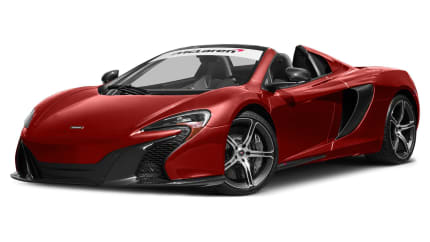 2015 McLaren 650S - 2dr Spider (Base)