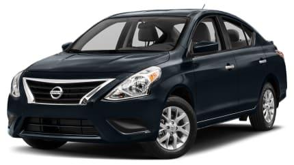 2016 Nissan Versa - 4dr Sedan (1.6 S+)