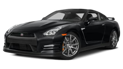2016 Nissan GT-R - 2dr All-wheel Drive Coupe (Premium)