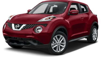 2017 Nissan Juke - 4dr All-wheel Drive (S)