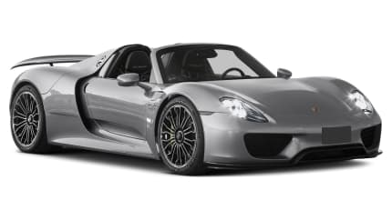 2015 Porsche 918 Spyder - Roadster (Base)
