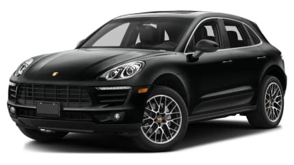 2017 Porsche Macan - 4dr All-wheel Drive (Turbo)