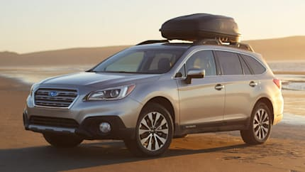 2017 Subaru Outback - 4dr All-wheel Drive Wagon (3.6R Limited)
