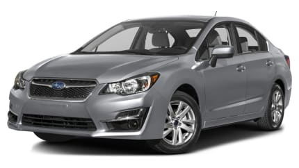 2016 Subaru Impreza - 4dr All-wheel Drive Sedan (2.0i)