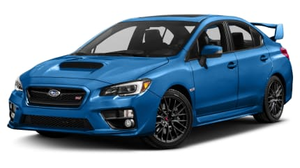 2017 Subaru WRX STI - 4dr All-wheel Drive Sedan (Limited w/Lip)