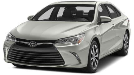 2016 Toyota Camry - 4dr Sedan (XLE)