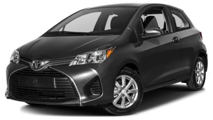 2016 Toyota Yaris - 3dr Liftback (L)