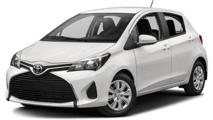 2017 Toyota Yaris - 5dr Liftback (L)