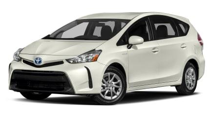2017 Toyota Prius v - 5dr Wagon (Two)