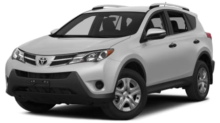 2015 Toyota RAV4 - 4dr Front-wheel Drive (Limited)
