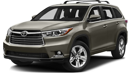 2016 Toyota Highlander - 4dr Front-wheel Drive (Limited V6)