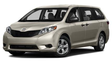 2017 Toyota Sienna - 4dr Front-wheel Drive Passenger Van (L 7 Passenger)