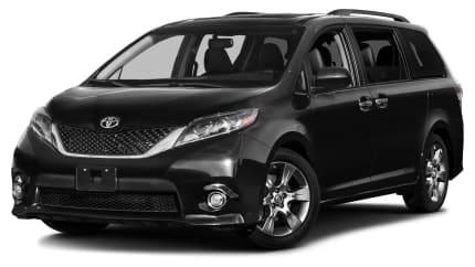 2017 Toyota Sienna - 4dr Front-wheel Drive Passenger Van (SE 8 Passenger)