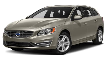 2017 Volvo V60 - 4dr Front-wheel Drive Wagon (T5)