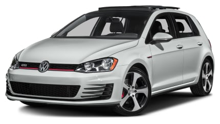 2017 Volkswagen Golf GTI - 4dr Hatchback (S 4-Door)