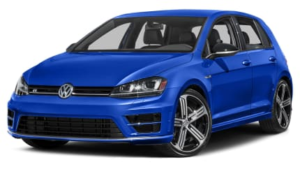 2017 Volkswagen Golf R - 4dr All-wheel Drive 4MOTION Hatchback (4-Door)