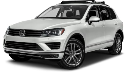 2017 Volkswagen Touareg - 4dr All-wheel Drive 4MOTION (V6 Executive)