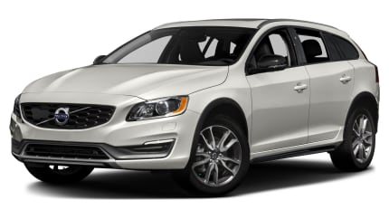 2017 Volvo V60 Cross Country - 4dr All-wheel Drive Wagon (T5)