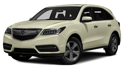 2016 Acura MDX - 4dr Front-wheel Drive (3.5L)