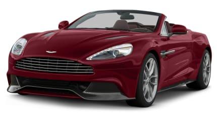 2016 Aston Martin Vanquish - 2dr Convertible (Volante)