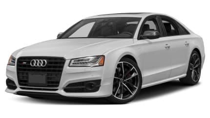 2017 Audi S8 - 4dr All-wheel Drive quattro Sedan (4.0T Plus)