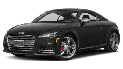 2016 Audi TTS - 2dr All-wheel Drive quattro Coupe (2.0T)