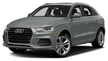 2017 Audi Q3 - 4dr Front-wheel Drive Sport Utility (2.0T Premium)