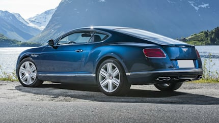 2017 Bentley Continental GT - 2dr Coupe (V8)