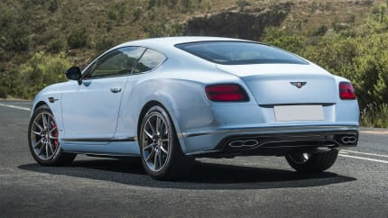 2017 Bentley Continental GT - 2dr Coupe (V8 S)