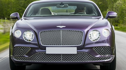 2017 Bentley Continental GT - 2dr Coupe (W12)