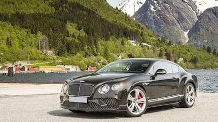 2017 Bentley Continental GT - 2dr Coupe (Speed)