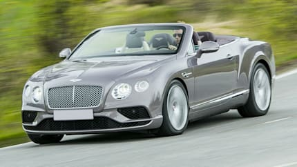 2017 Bentley Continental GT - 2dr Convertible (V8)