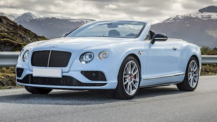 2017 Bentley Continental GT - 2dr Convertible (V8 S)