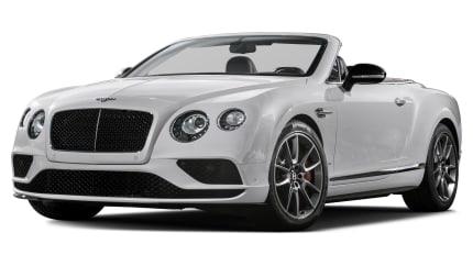 2016 Bentley Continental GT - 2dr Convertible (V8 S)