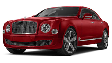 2016 Bentley Mulsanne - 4dr Sedan (Speed)