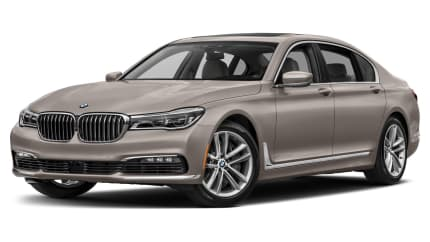 2017 BMW 750 - 4dr Rear-wheel Drive Sedan (i)